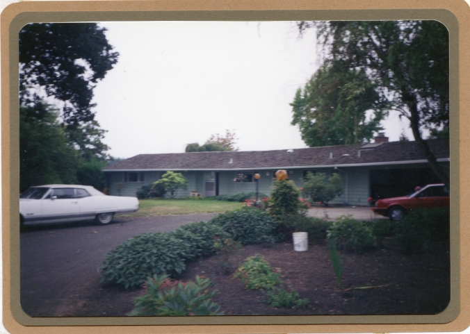 Couch Place 1993 - This home replaced the original farmhouse that burned down after a lightning strike.