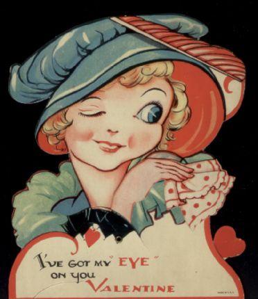 valentine-1930s